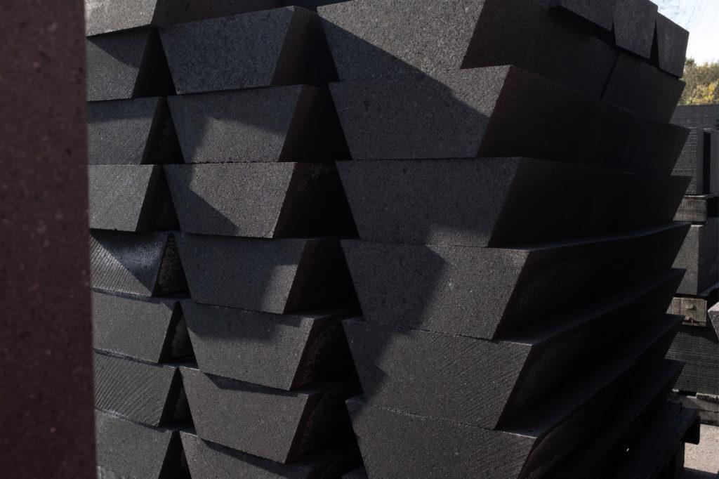 Preformed Sidewalls